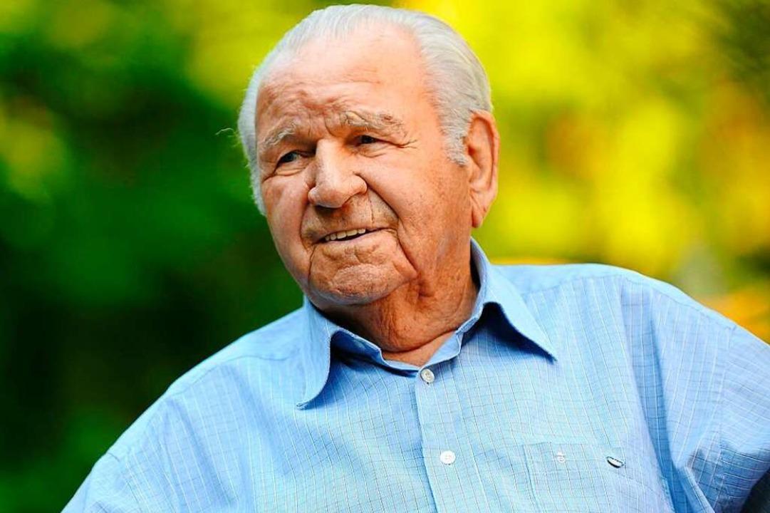 Der Gründer des Europa-Parks, Franz Ma...äre am Sonntag 100 Jahre alt geworden.    Foto: Europa-Park