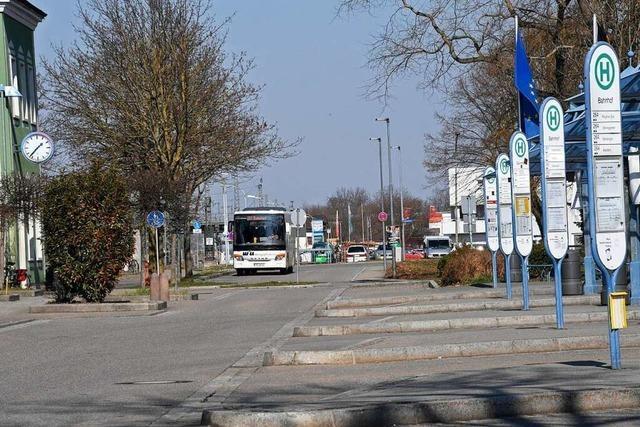 Müllheim kämpft um den Stundentakt