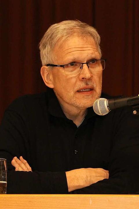 Thomas Wisser in March  | Foto: Mario Schöneberg