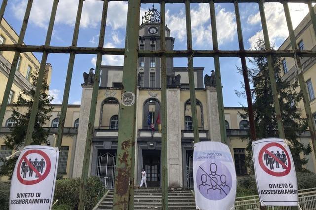 Corona-Newsblog: Experten fordern Verschärfungen in Italien