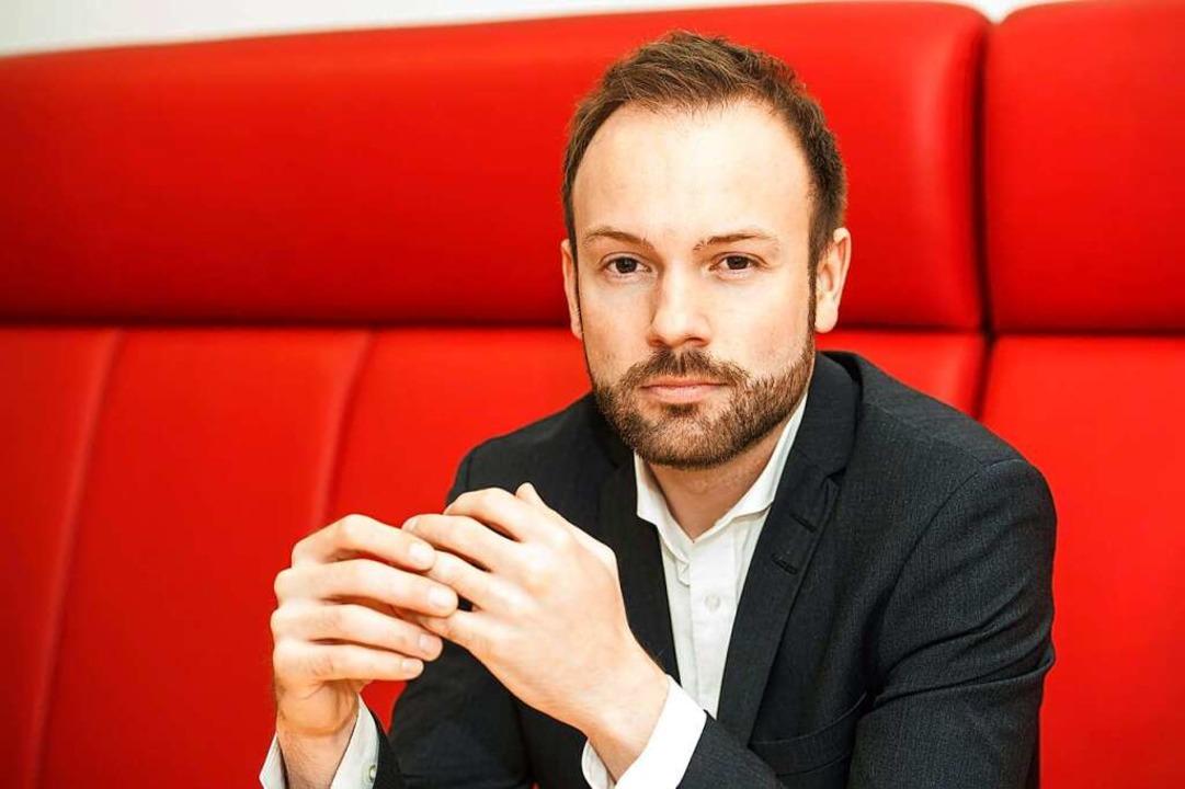 CDU-Abgeordneter Löbel zieht sich aus Politik zurück  | Foto: Lino Mirgeler (dpa)