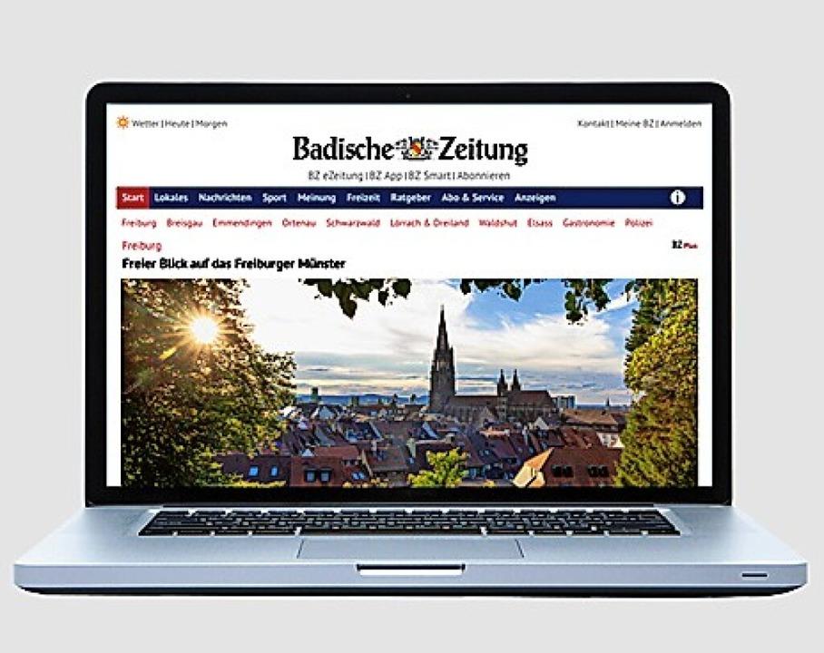 Freuen Sie sich auf den Zusatznutzen von BZ-Online!  | Foto: BZ