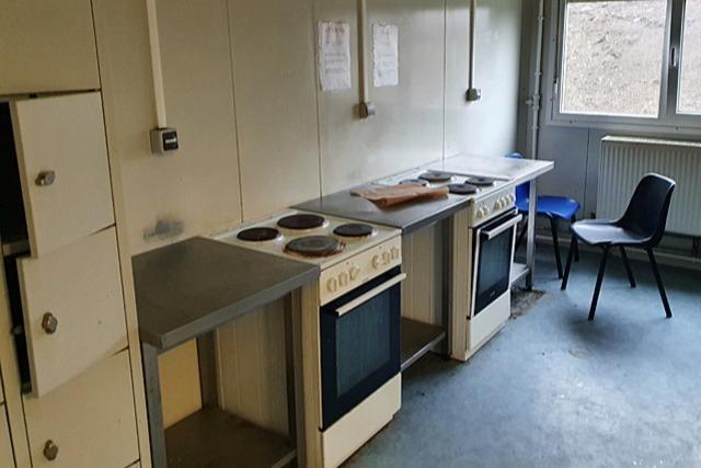 Gibt es in der Flüchtlingsunterkunft in Ihringen ein Hygieneproblem?