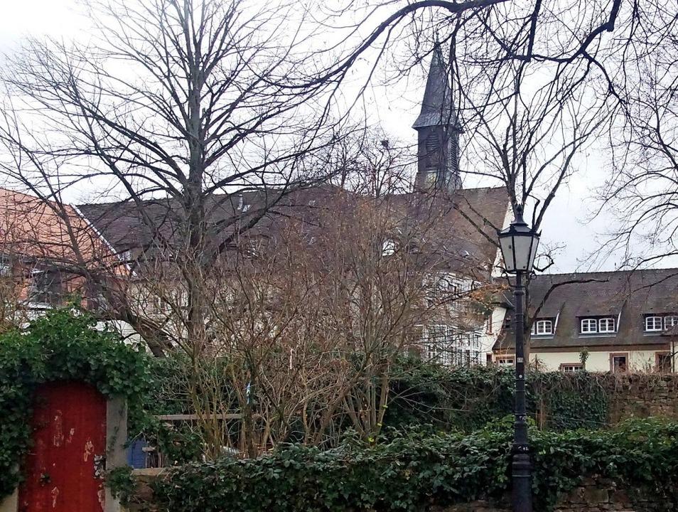 Der umstrittene Anbau an das AWO-Heim war noch einmal Thema im Rat.    Foto: Ilona Huege