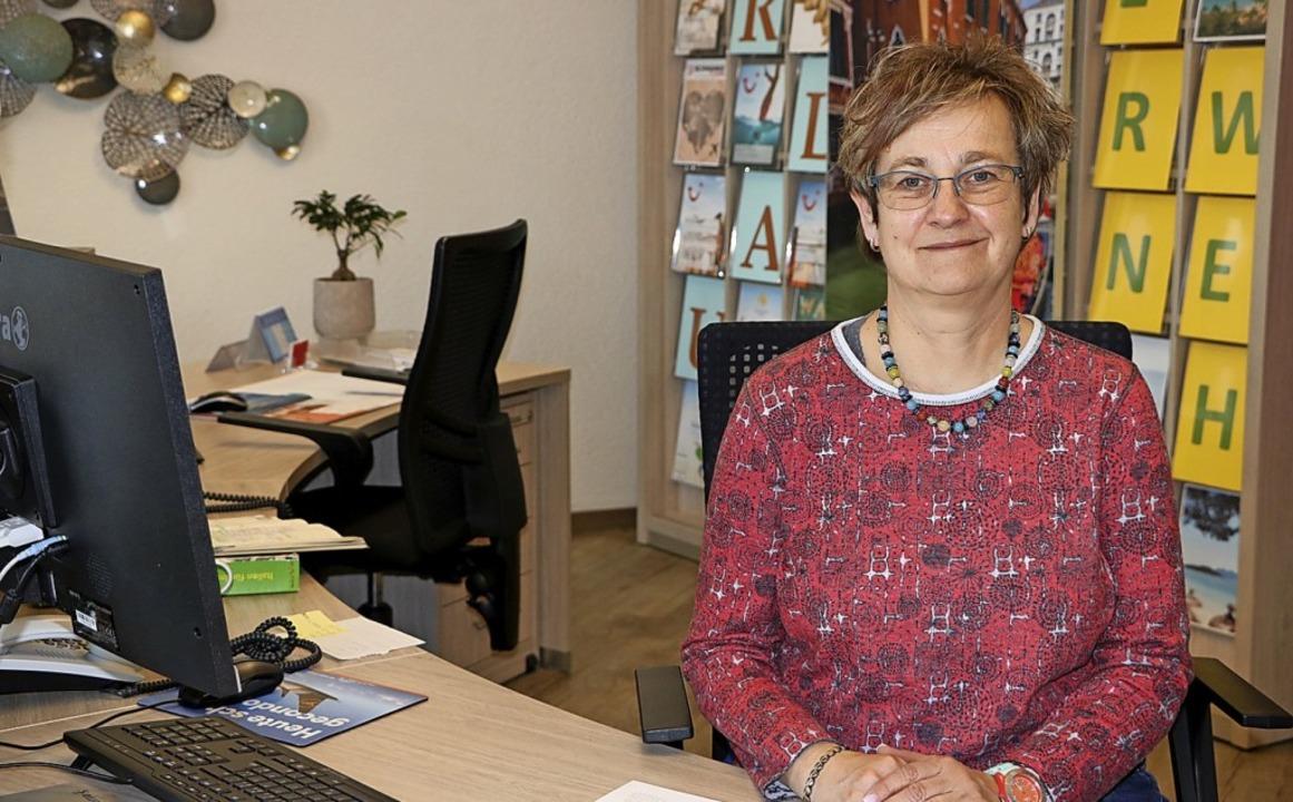 Patricia Schwanke-Kech vertritt seit s...ng auch in der Politik vertreten sein.    Foto: Martha Weishaar