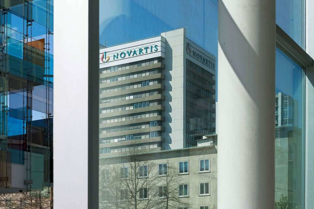 Novartis-Campus in Basel  | Foto: Novartis