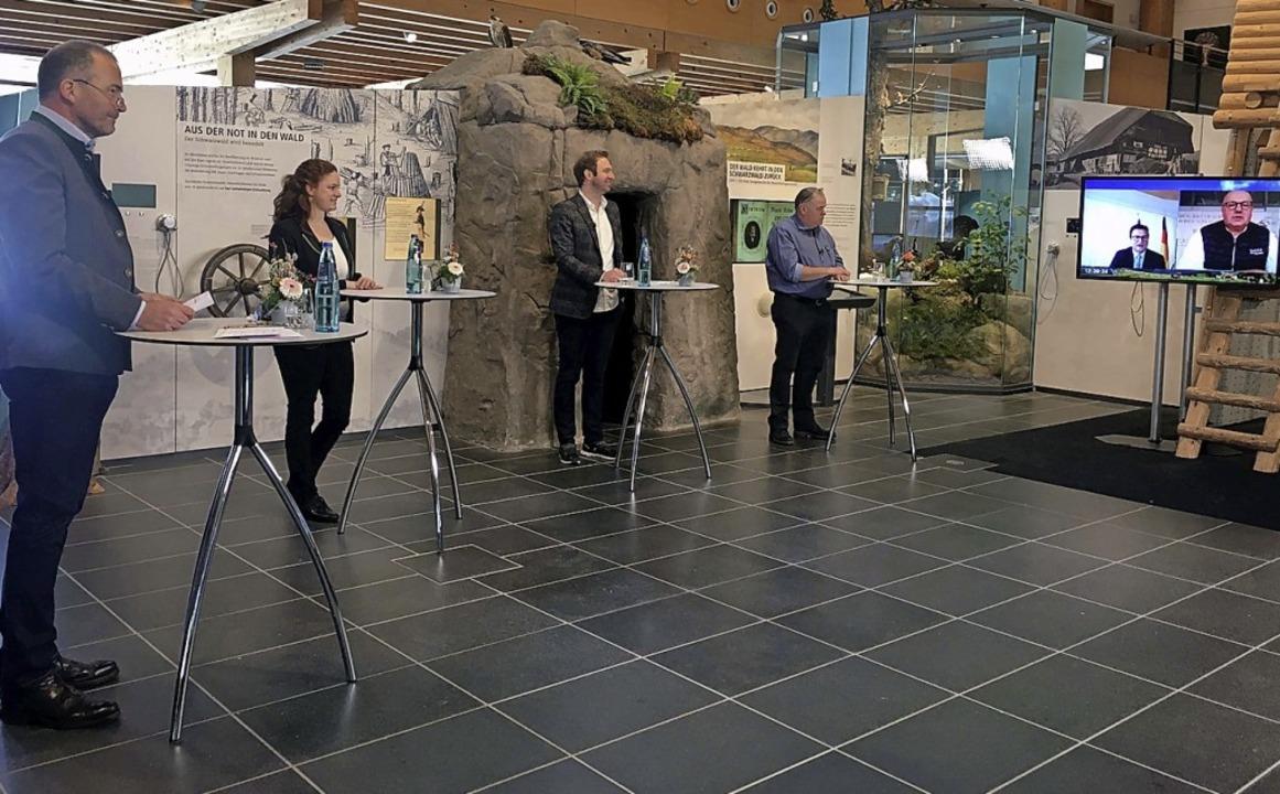 Lebensraumpatenschaften – das ne...ing es beim virtuellen Naturpark-Talk.  | Foto: Naturpark Südschwarzwald