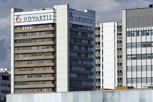 Novartis besteht seit 25 Jahren