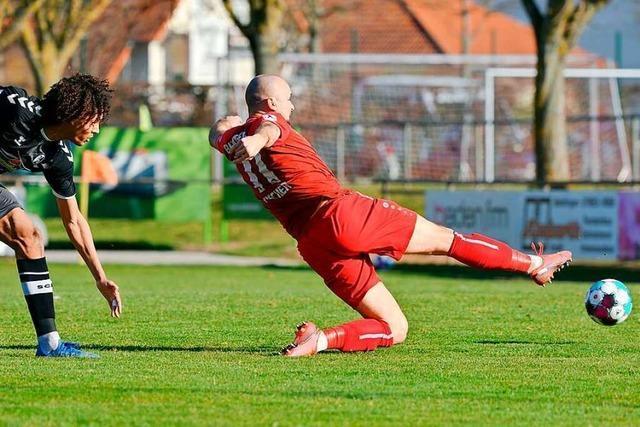 Mehr Kraft, mehr Biss, mehr Wille – Bahlinger SC gewinnt das Derby