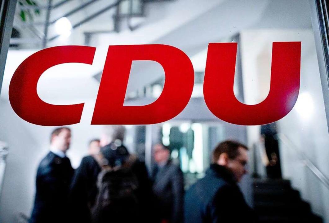 Alptraum vor der Landtagswahl  | Foto: Fabian Strauch (dpa)