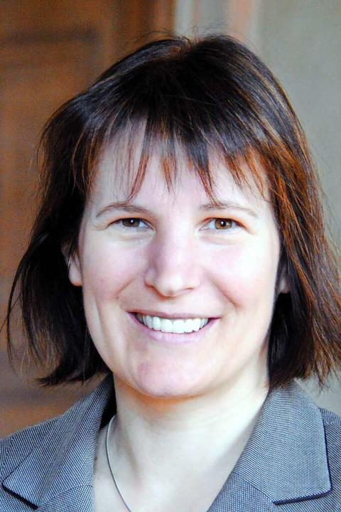 Professorin Andrea Müller  | Foto: privat