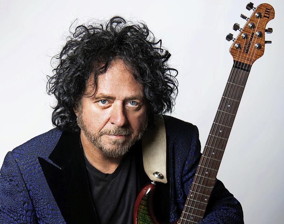 Neue Liebe, neue Platte: Steve Lukather     Foto: Alex Solca