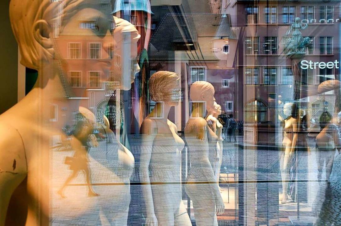 Mit Termin einkaufen gehen kann man vo...im Ortenaukreis braucht man das nicht.  | Foto: Thomas Kunz