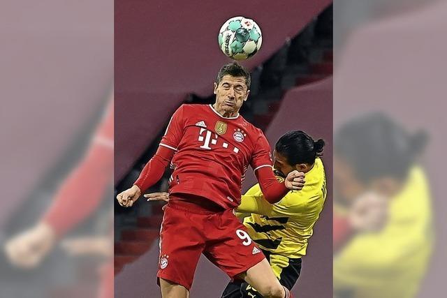 Bayern gewinnt das Wettschießen