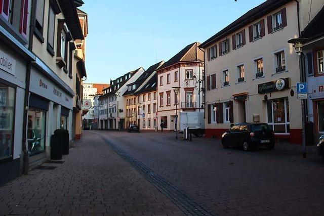 CDU Schopfheim will einen Masterplan für die Innenstadt