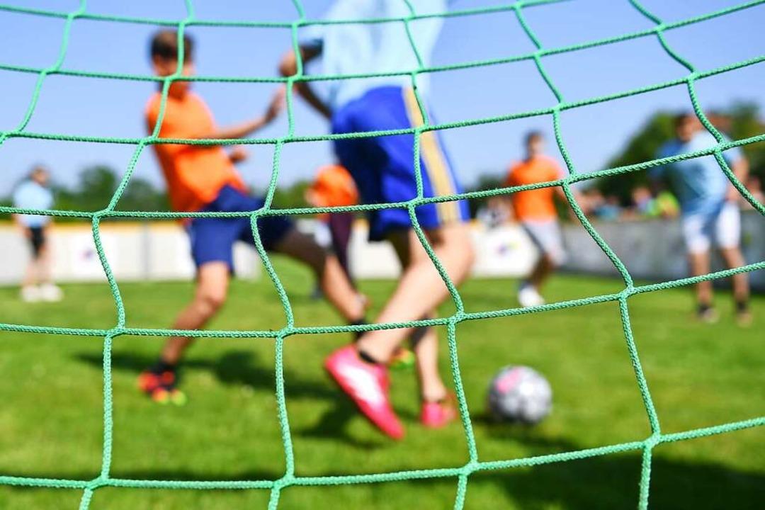 Sportvereine im Hexental und am Batzen...rf – nicht nur auf grünem Rasen.  | Foto: Uwe Anspach