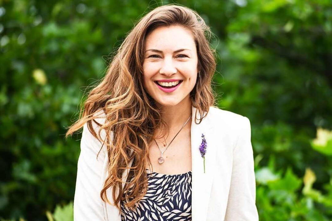 Gabriela Varela Lopez hat in Argentini...udiert und ist Diplom-Psychopädagogin.    Foto: Lucilla Mollenhauer