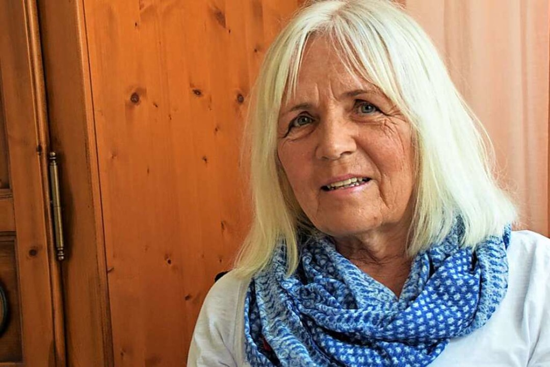 Ingrid Groschupp  | Foto: Hildegard Siebold