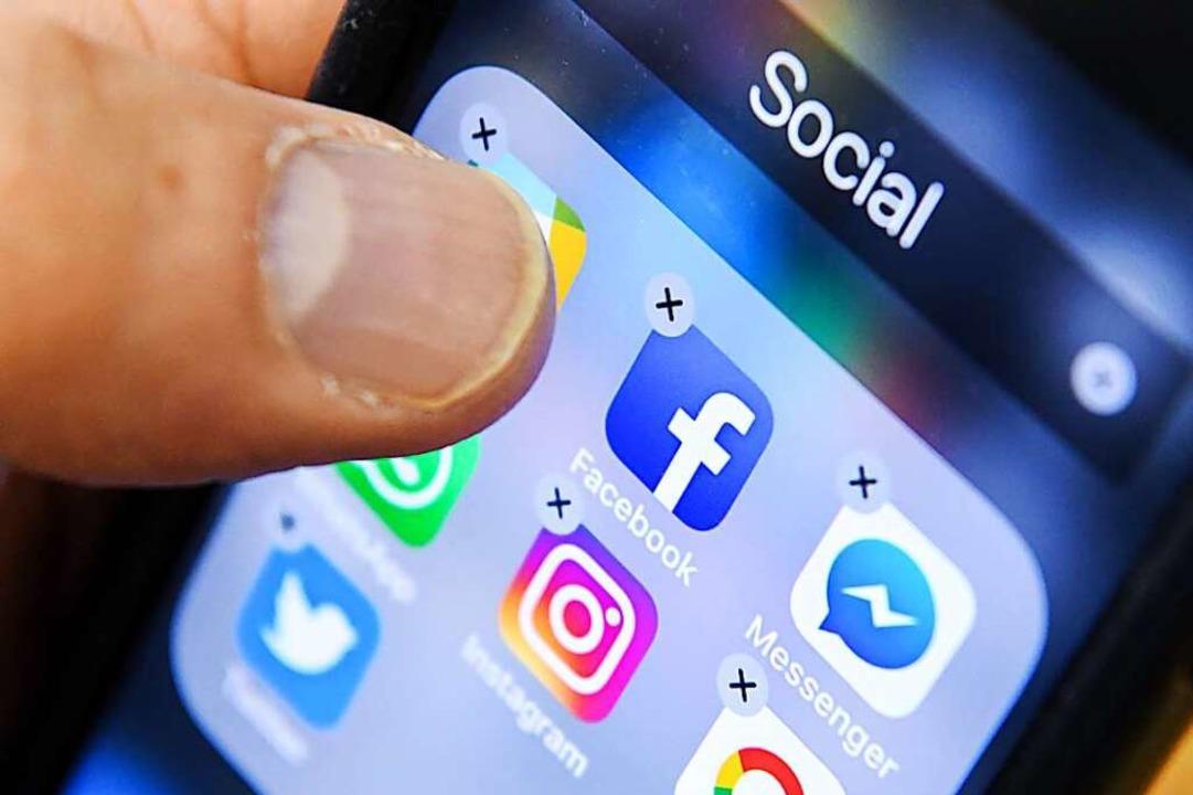 Politiker buhlen in den sozialen Medien um die Stimmen der Wähler.  | Foto: KIRILL KUDRYAVTSEV