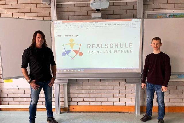 Realschule Grenzach-Wyhlen hat nun ein Logo mit Symbolcharakter