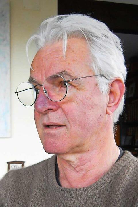 Uwe Rieken, Die Basis    Foto: Privat
