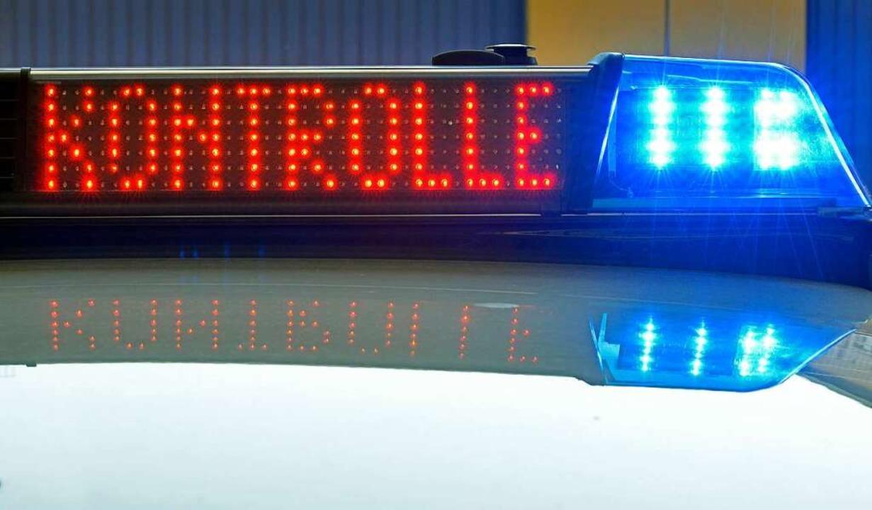 Die Polizei hat einen Lkw gestoppt, an...Bremsen manipuliert waren. Symbolbild.    Foto: Michael Bamberger