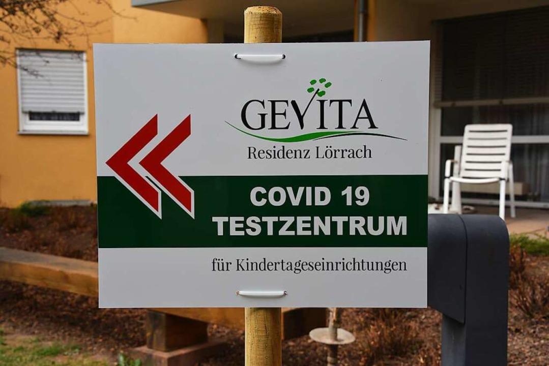 Die Stadt kooperiert mit der Seniorenresidenz Gevita.  | Foto: Robert Bergmann