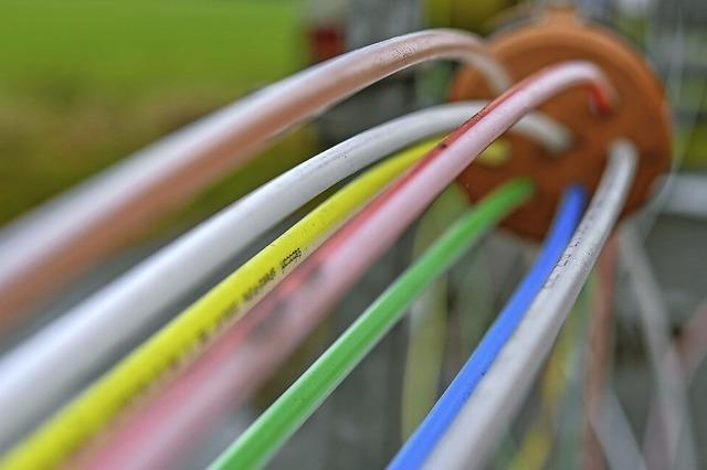 Glasfaser bis an jedes Haus