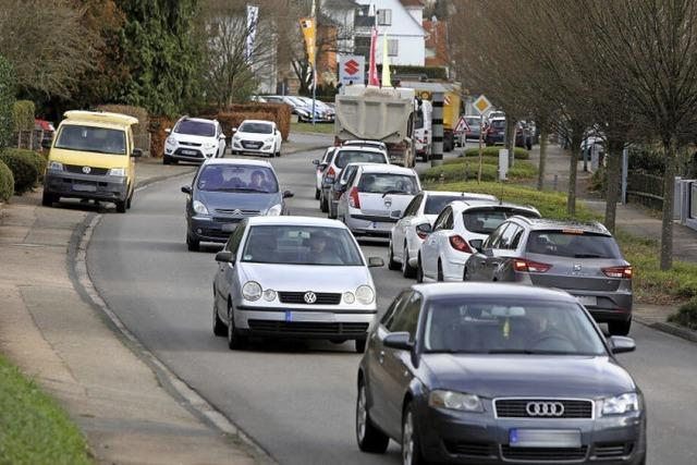 Was die Kandidierenden gegen den Verkehrslärm in Lahrs Stadtteilen machen wollen