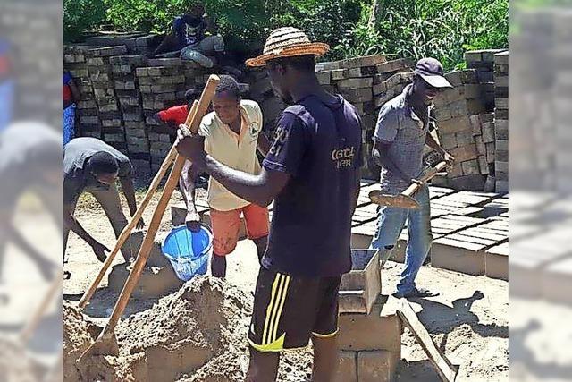 Weitere Hilfe für Benin