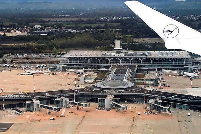 Reduzierung des Fluglärms am Euroairport ist ein kompliziertes Thema