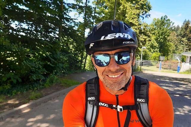 Weltmeister Mike Kluge über Höhen und Tiefen im Sport