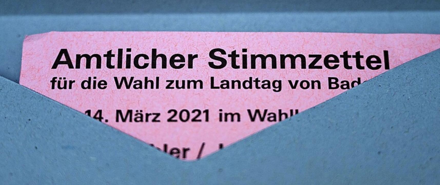 Kurz vor der Landtagswahl führten Kandidaten eine Wertediskussion.  | Foto: Marijan Murat