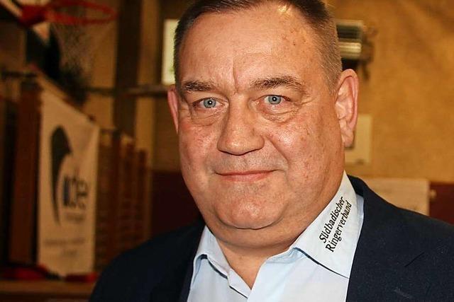 Wird Ralf Schick neuer Präsident der südbadischen Ringer?