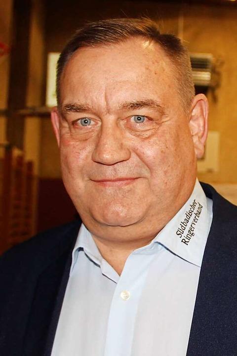 Im Mai Kandidat für die Knosp-Nachfolge: Ralf  Schick  | Foto: Rolf Rombach