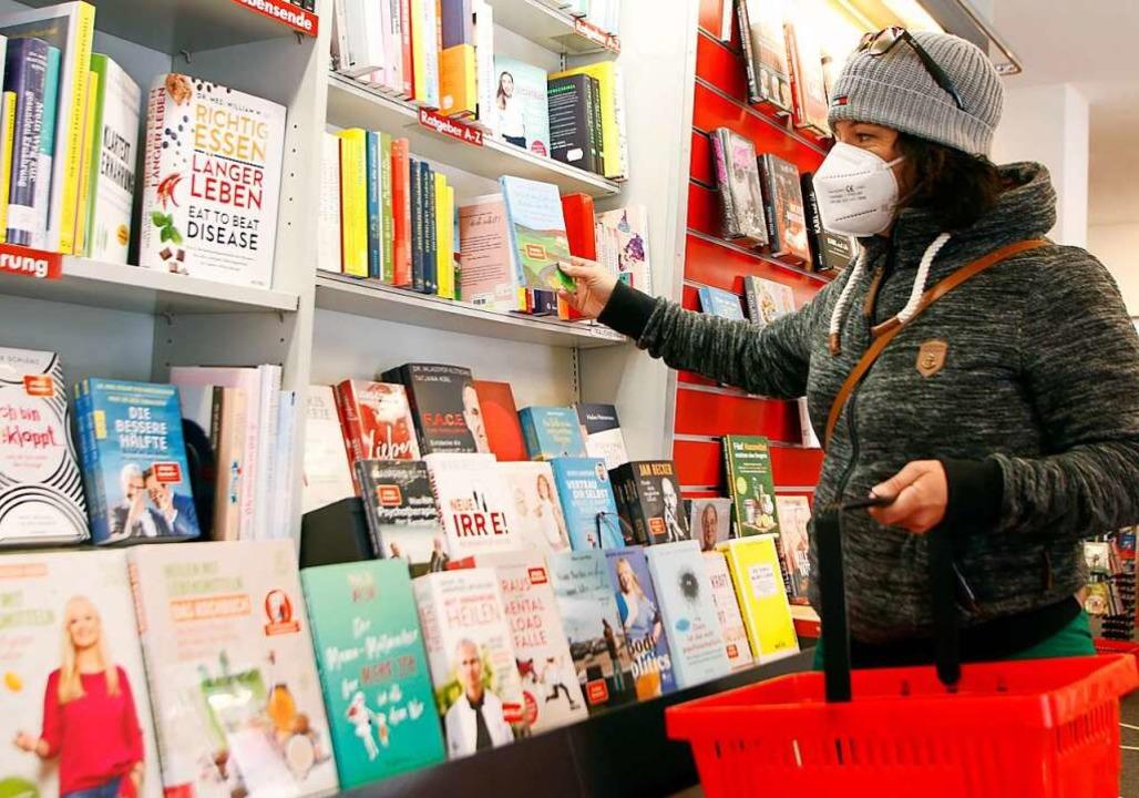 Ein Buchladen in Lahr    Foto: Heidi Fößel