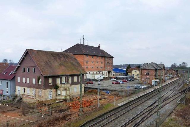 Neff-Bier gibt's in der Friesenheimer Bahnhofsgaststätte schon lange nicht mehr