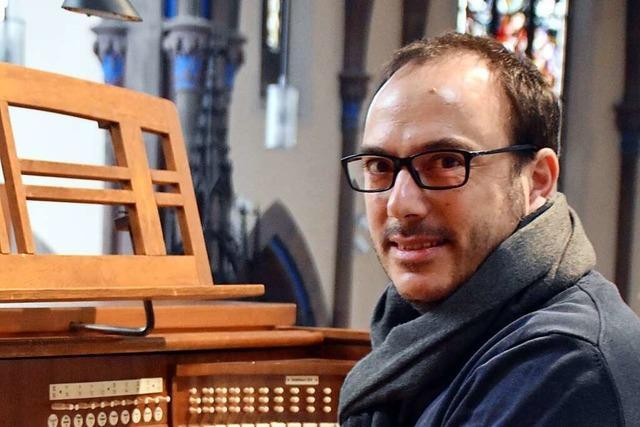 Bezirkskantor Traugott Fünfgeld wird zum Kirchenmusikdirektor ernannt