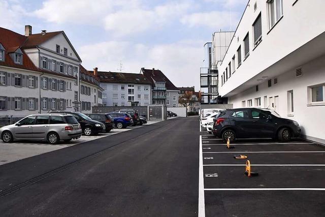 Auf dem Seidenweberweg in Rheinfelden werde gerast, beklagen Anwohner