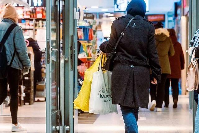 Von Normalität ist der Einzelhandel der Region noch weit entfernt