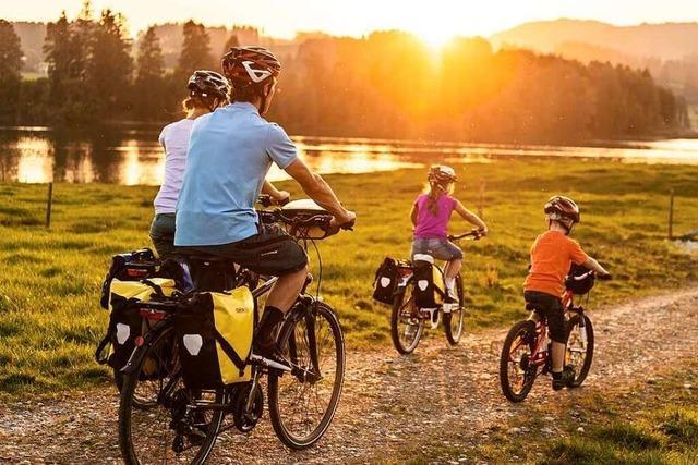 Familienradtouren in Südbaden