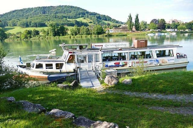 Wieder Rundfahrten auf dem Rhein mit dem
