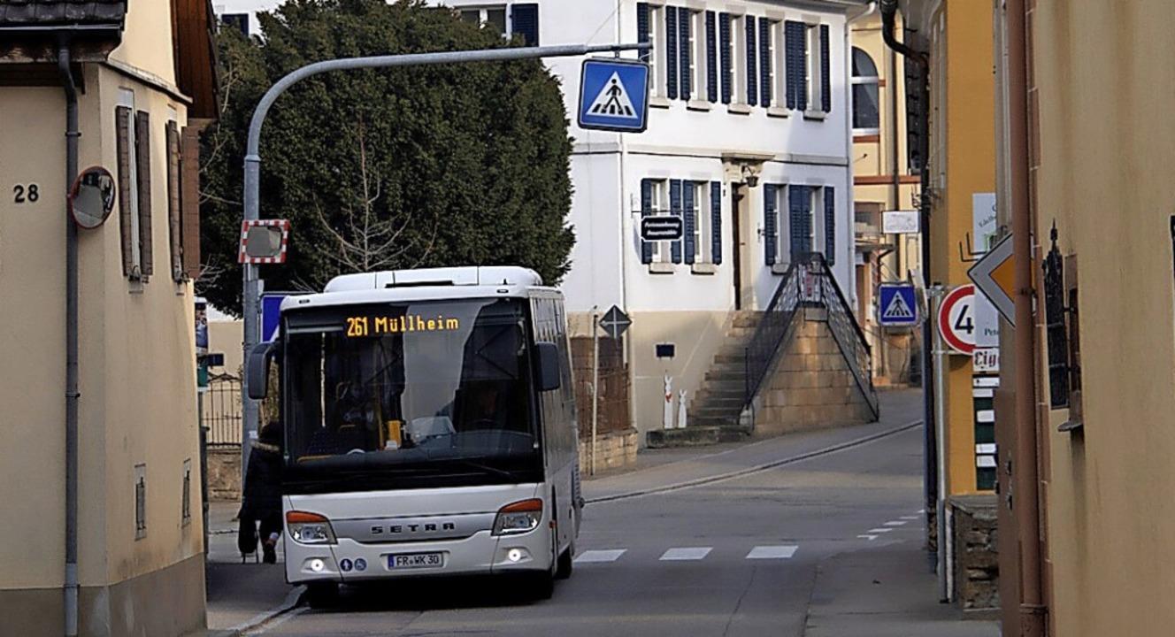 Abgefahren: Die Verbindung zwischen de...n als mit der jetzigen  Ringlinie 261.  | Foto: Volker Münch