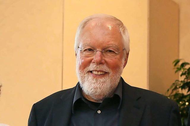 Horst Buchmann aus Lahr hat Kindern in Afrika eine Stimme gegeben
