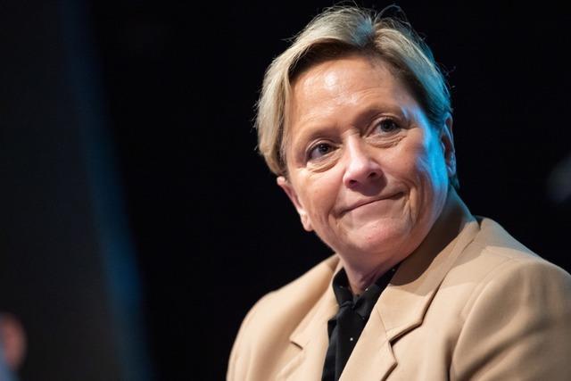 Herausforderin Eisenmann zeigt sich im Wahl-Talk angriffslustig