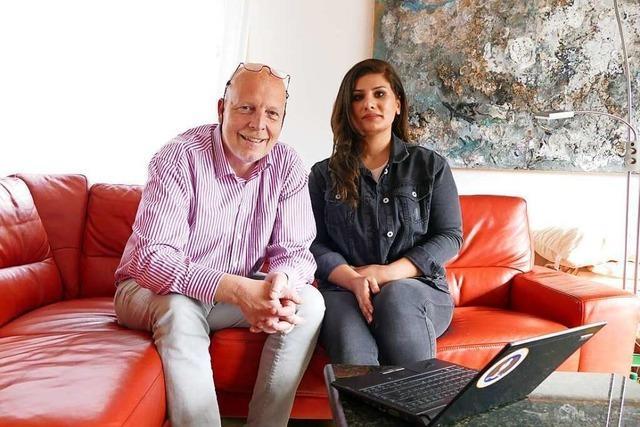 Freundeskreis sammelt Laptop-Spenden für Geflüchtete in Rheinfelden