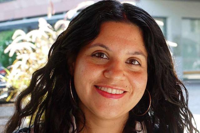 Julia Wahl kam wegen der Liebe von Südamerika nach Weil am Rhein