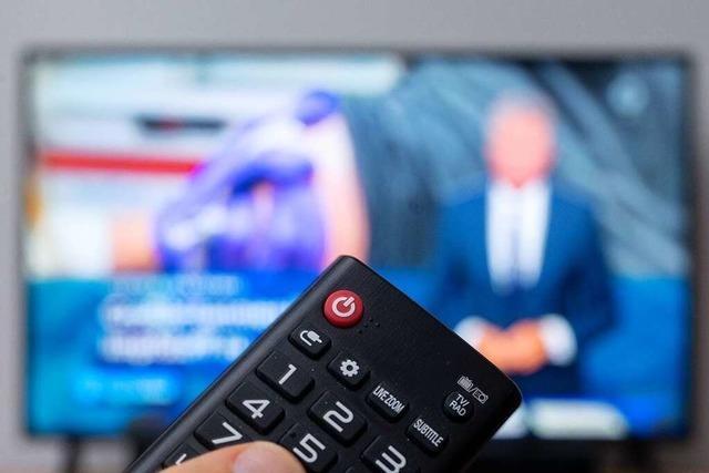 Defekter Fernseher verursacht Wohnungsbrand in Rheinfelden