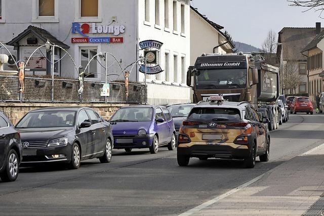 B 415 in Lahr-Reichenbach wird im April vier Tage gesperrt