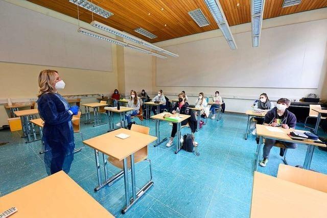 Selbsttests in Schulen: Jetzt ist Machen angesagt!